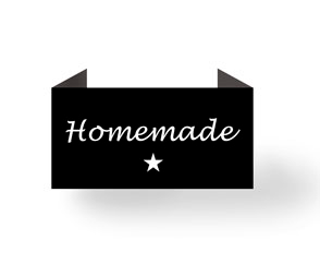 Homemade - Black - Laatste pagina